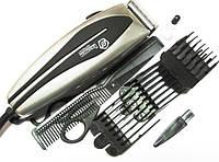 Машинка для стрижки DOMOTEC PLUS DT 4610, Триммер для волос с насадками, Машинка для стрижки волос