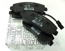 Колодки тормозные (передние) Renault Master/Ople Movano 10-