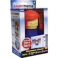 Очиститель микроволновой печи - Angry Mama, Пароочиститель микроволновки, Энгри мама, Прибор для мытья