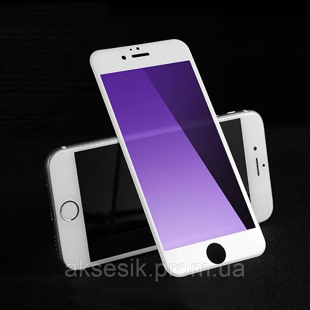 Защитное стекло Glass FULL SCREEN 4D 360 iPhone 6/6s без упаковки (White)