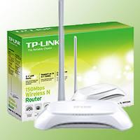 Wi-Fi роутер TP-Link TL-WR720N, маршрутизатор