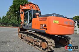 Гусеничний екскаватор Hitachi ZX280LCN-3 (2010 р), фото 2