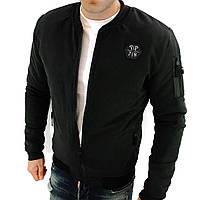 Куртка бомбер Philipp Plein D2177 черная