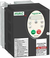 Altivar 212 Преобразователь частоты Altivar 212 для систем HVAC (вентиляторы и насосы) от 0,75 до 75