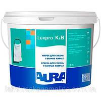 Краска для кухонь и ванных комнат LuxproK&BAuraEskaro (10л)