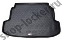 Коврик багажника (корыто)-полиуретановый, черный Changan Eado (чанган еадо/идо 2011г+)