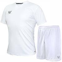 Комплект футбольной формы SWIFT VITTORIA COOLTECH Белая (Размер М/46)