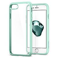 Чехол Spigen для iPhone 7 Ultra Hybrid 2, Mint, фото 1
