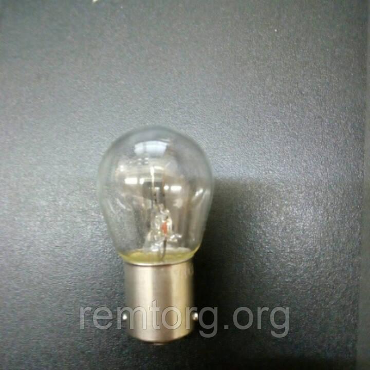 Лампа автомобильная стопов поворотов 1 конт. 12v21w