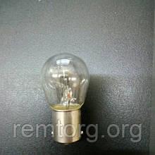 Лампа автомобільна стопів поворотів 1 конт. 12v21w