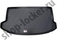 Коврик багажника (корыто)-полиуретановый, черный Changan Cs35 (чанган кс/цс35 2011г+)