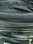 Сумка мужская Jak, 22*20*5 см, черный, фото 2