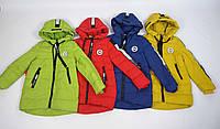 Куртка 911 весна-осень размер от 140 до 164