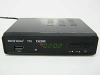 Эфирный цифровой ресивер World Vision T70