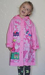 Дощовик для дівчинки Свинка Пеппа 17-808-2 розмір (розміри уточнювати)