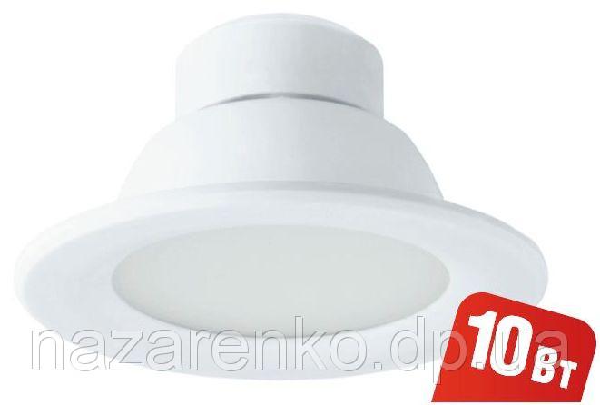 Светодиодный LED светильник NDL - P1 - 10 W