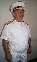 Генерал майор, костюм летний