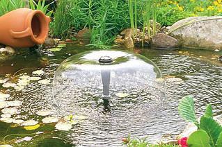 Насосы фонтанные