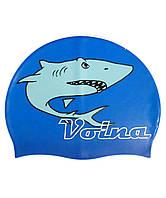 Шапочка для плавания VOLNA SHARK CAP