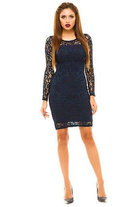 Ж236 Платье гипюровое 42,44,46, фото 2