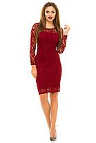 Ж236 Платье гипюровое 42,44,46, фото 3