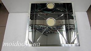 Mойка из нержавеющей стали Nayes Artesana (R0) 400x400x210 (1 мм)