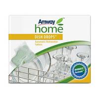 Таблетки для автоматических посудомоечных машин DISH DROPS Объем/Размер: 60 таблеток