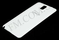 Задняя крышка Samsung N900 Note 3/  N9000/  N9006 белая оригинал