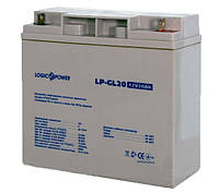 LogicPower LP-GL 12V 20AH - 12В - 20 А/ч  гелевый аккумулятор