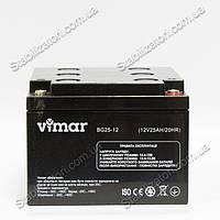 VIMAR BG25-12 - гелевый аккумулятор