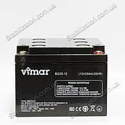 VIMAR BG25-12 - гелевий акумулятор