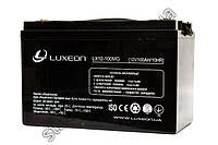 LUXEON LX12-100MG  - 12В - 100 А/ч  - мультигелевый аккумулятор для котла