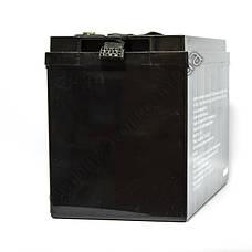 LUXEON LX12-100MG  - 12В - 100 А/ч  - мультигелевый аккумулятор для котла, фото 2