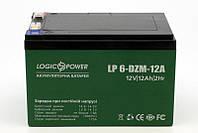 LogicPower LP 6-DZM-12 - 12В - 12 А/ч   тяговый аккумулятор - для электровелосипеда