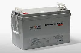 LogicPower AGM LPM-MG 12V 120AH - 12В - 120 А/год - мультигелевый акумулятор для котла