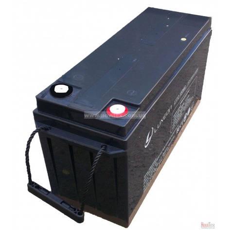 LUXEON LX12-260MG - 12В - 260 А/ч  - мультигелевый аккумулятор, AGM, фото 2