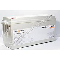 LogicPower LPM-GL 12V 150AH - 12В - 150 А/ч  - гелевый аккумулятор для котла