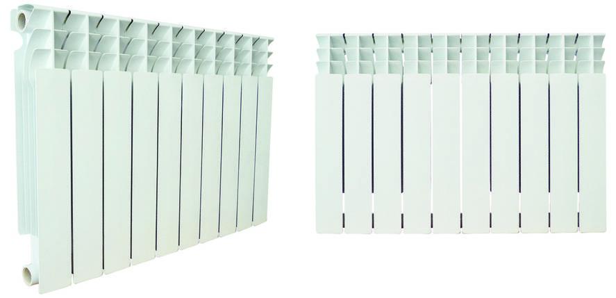 Биметалический радиатор RӦDA RBM 96/500, фото 2