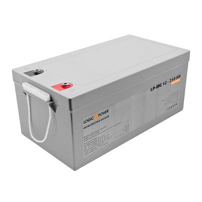 LogicPower LP-MG 12V 250AH - 12В - 250 А/год - мультигелевый акумулятор, AGM, фото 2