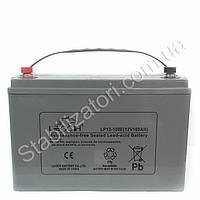 Leoch LP12-100E - 12В - 100 А/ч  - мультигелевый аккумулятор для котла