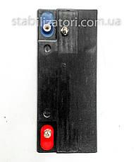 LogicPower LP 6-DZM-20- 12В - 20А/ч тяговый аккумулятор - для электровелосипеда, фото 3