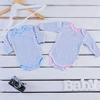 Комбинезон боди для малышей Фламинго 108-800 68