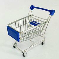 Мини тележка на колесиках из супермаркета!, фото 1