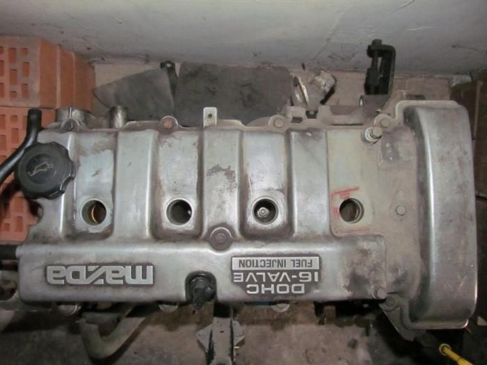 Двигатель, мотор DOHC Mazda 626 GE 16кл. Возможен обмен.