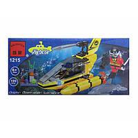 """Конструктор """"Brick"""" Подводный быстроходный аппарат, 100 дет., 1215 / 70557"""