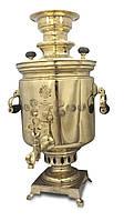 Самовар Баташева 8-м литров в отличном состоянии (Гарантия 1 год)