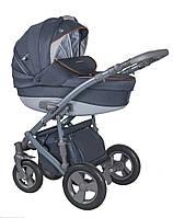 Детская универсальная коляска 2 в 1 Coletto Milano 06, синий (7387)
