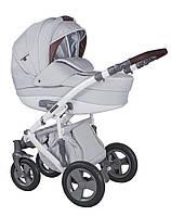 Детская универсальная коляска 2 в 1 Coletto Milano 07, серый (7388)