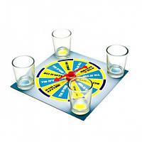 """Игровой набор """"крути и пей"""", Игровой набор """"Крути і пий"""" (15Х15Х4 СМ)"""