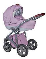 Детская универсальная коляска 2 в 1 Coletto Milano 09, пурпурный (7390)